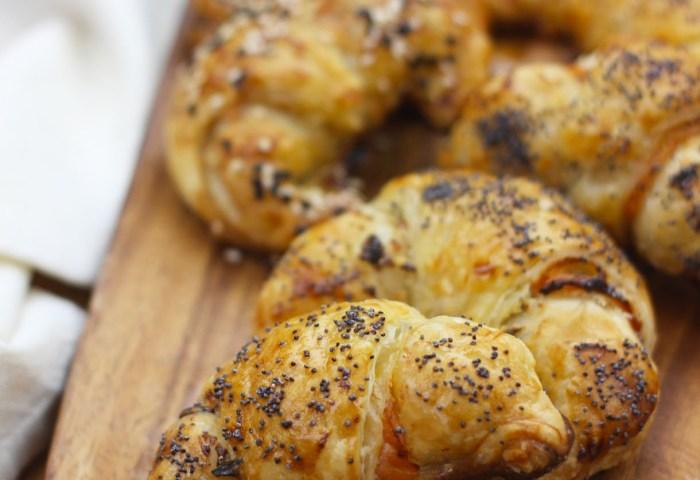 Croissants Pour Lapéritif Régal