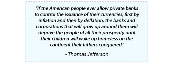 Quote from Thomas Jefferson