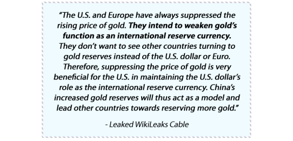 Quote from Leaked WikiLeaks Cable