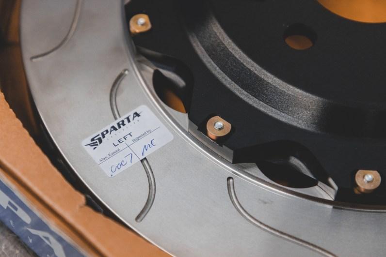 IMG_4411 Big Brake Kit for E92 M3 MK7 Golf R Sparta Evolution Triton R