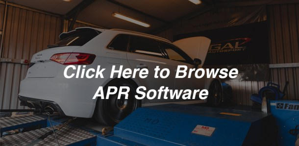 A3 1 8TFSi Packs a Punch with APR Stage 1 ECU Remap - Regal