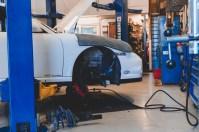 IMG_7229 Porsche 911 Turbo Bilstein Damptronic Installation