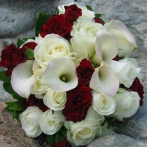 bridal bouquet 112