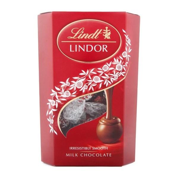 Lindor Milk Truffles 337g