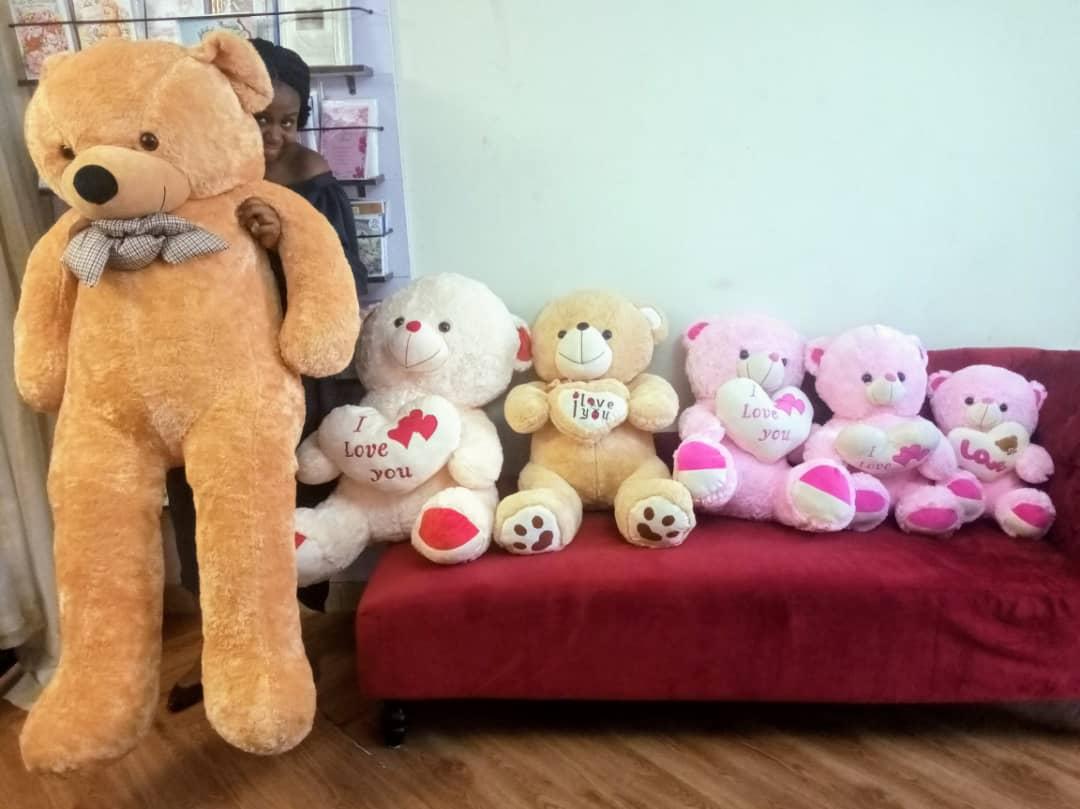 Cute Lamb Stuffed Animals, Teddy Bear Select Size Regal Flowers Fresh Flowers Roses Gifts Lagos Nigeria