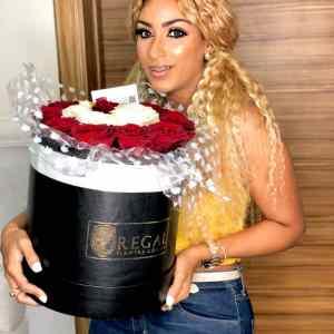 Fresh roses Juliet Ibrahim