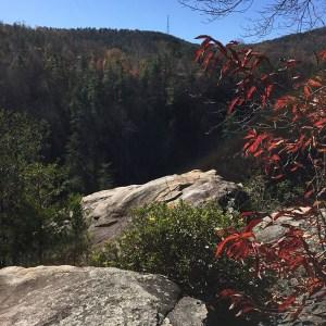 mountain view in Georgia