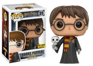 Funko pop cosa sono harry potter con edvige