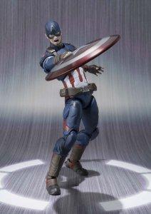 action figure capitan america snodabile