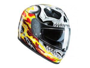gadget personaggi marvel casco ghost rider