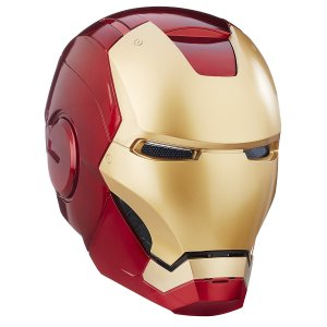 maschera iron man funzionante da indossare