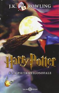 miglior libro fantasy moderno harry potter