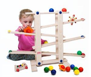 giocattoli per bambini di 1 anno giocattoli per bambini di 2 anni gioco in legno da far rotolare e scorrere