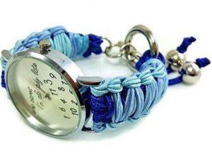 orologio fatto a mano da donna