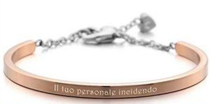 gadget personalizzati braccialetto
