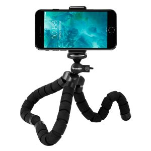 treppiede flessibile smartphone