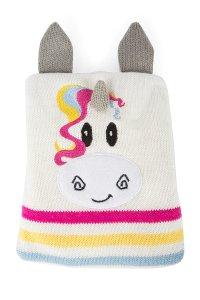 cuscino unicorno riscaldabile