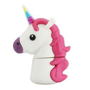 pendrive usb a forma di unicorno
