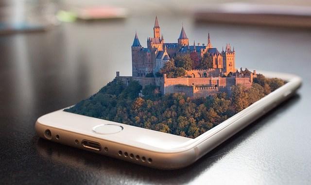 smartphone castello