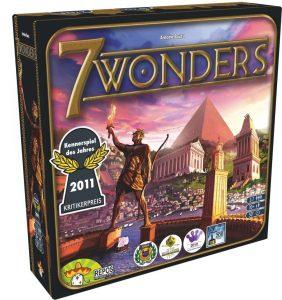 migliori giochi da tavolo 7 wonders