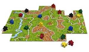 migliori party game carcassonne
