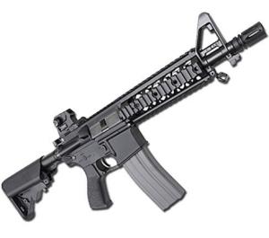 fucile softair blow back modello cm16 scarrellante