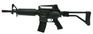 fucile softair USA nero fascia economica