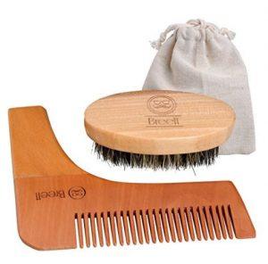 set accessori per la cura della barba