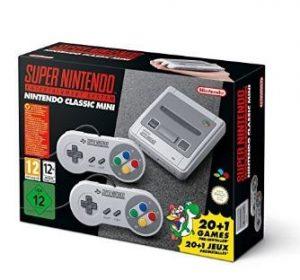 console vintage nintendo con giochi inclusi