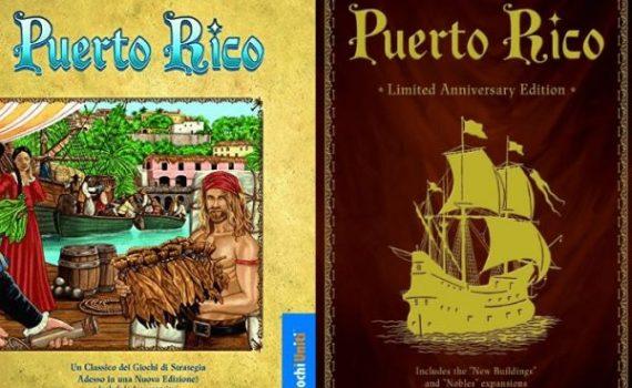 recensione puerto rico gioco da tavolo