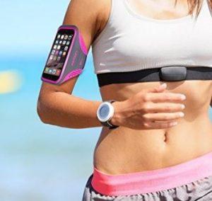 asca da braccio per smartphone regalo utile donna