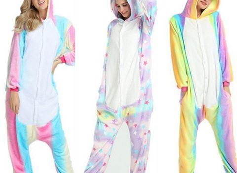 pigiami da unicorno kigurumi
