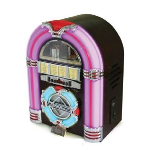 mini juke box stereo