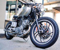 moto vintage da riparare