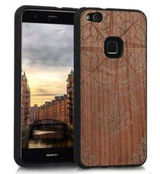 cover smartphone in legno