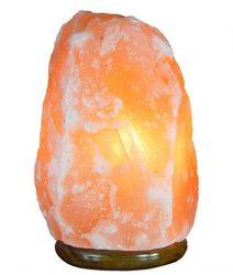 lampada di sale Himalayano