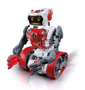 robot giocattolo programmabile da costruire