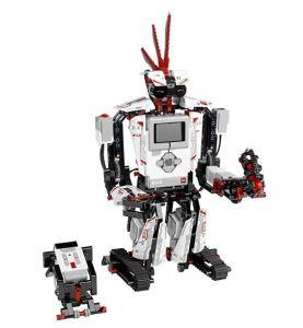 robot giocattolo da programmare e assemblare