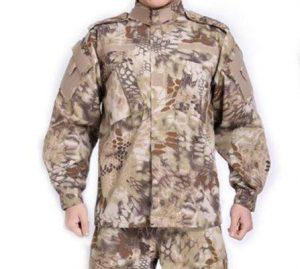 uniformi softair per aree desertiche
