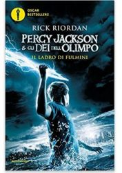 libri urban fantasy percy jackson
