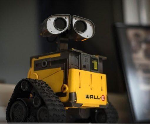 robot giocattolo per bambini
