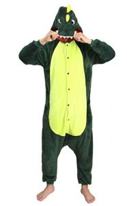 pigiami a forma di animali dinosauro