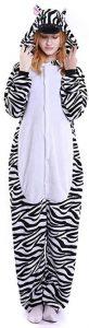 pigiama zebra