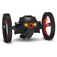 drone che salta e si guida con smartphone