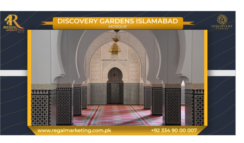 Discovery Gardens Islamabad Mosque
