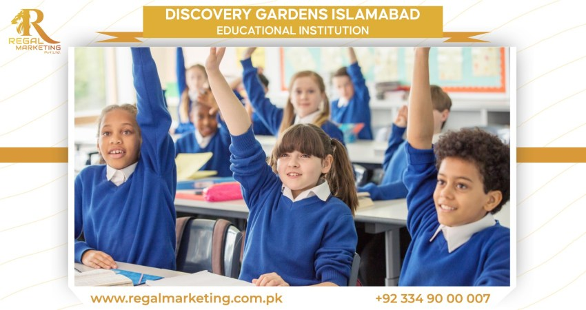 Educational Institution in discovery gardens