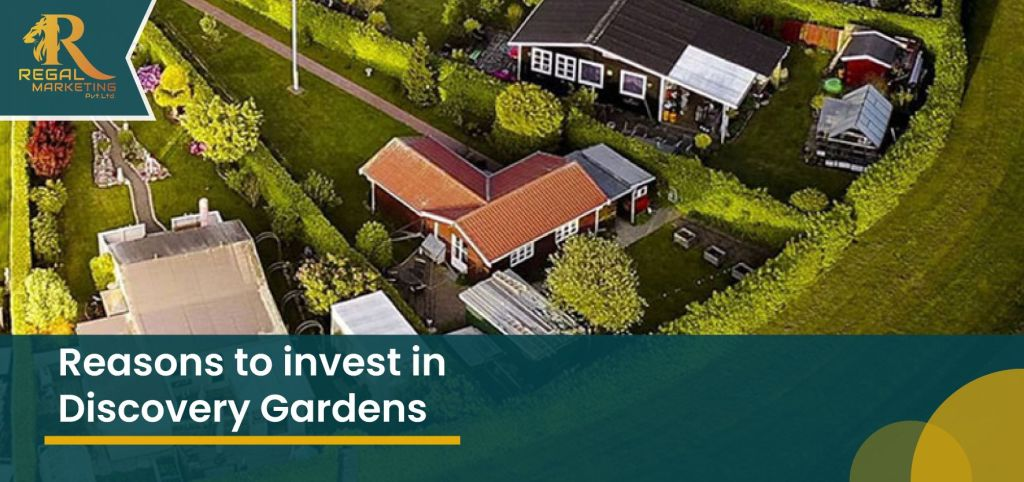 Reasons to invest in Discovery Gardens