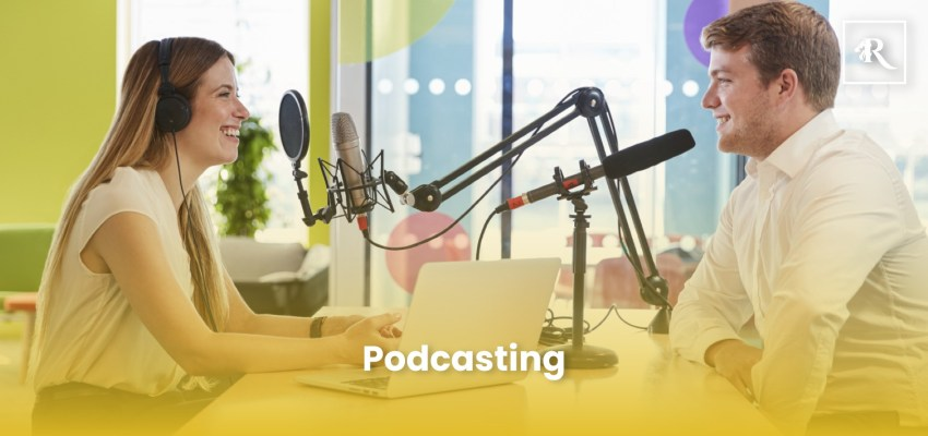 Podcasting business in pakistan