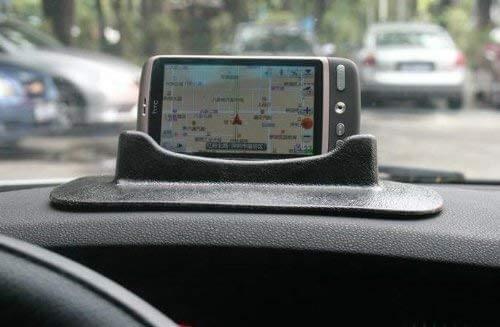 Soporte universal para movil smartphone salpicadero