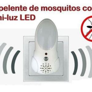 Mini repelente mosquitos